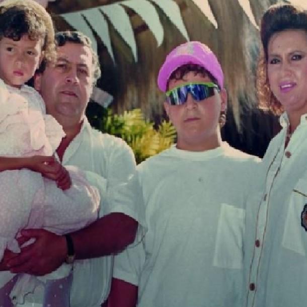 La historia del supuesto unicornio que Pablo Escobar le regaló a su hija