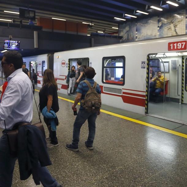 Estación Rojas Magallanes de la Línea 4 del Metro de Santiago reabrirá este lunes