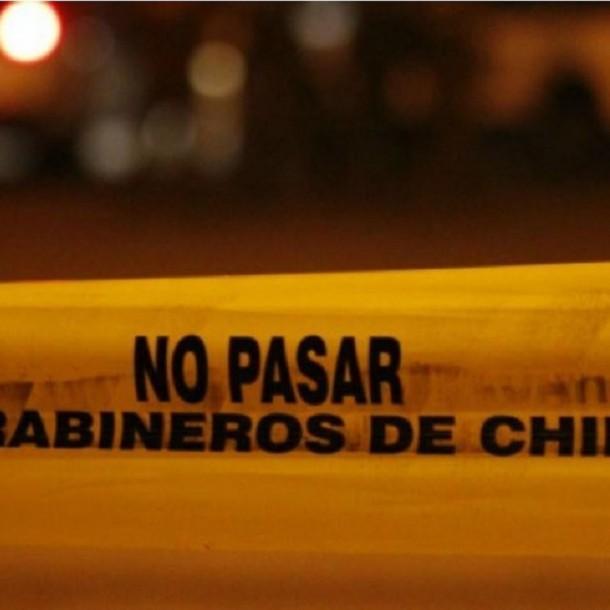 Dos Carabineros resultan heridos a bala en La Granja
