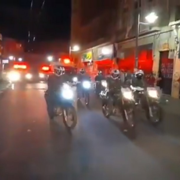 Carabineros tras hecho en Valparaíso: Himno institucional