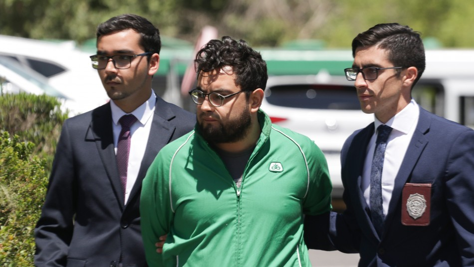 Profesor detenido por destrozos en Metro San Joaquín apela a la Corte Suprema