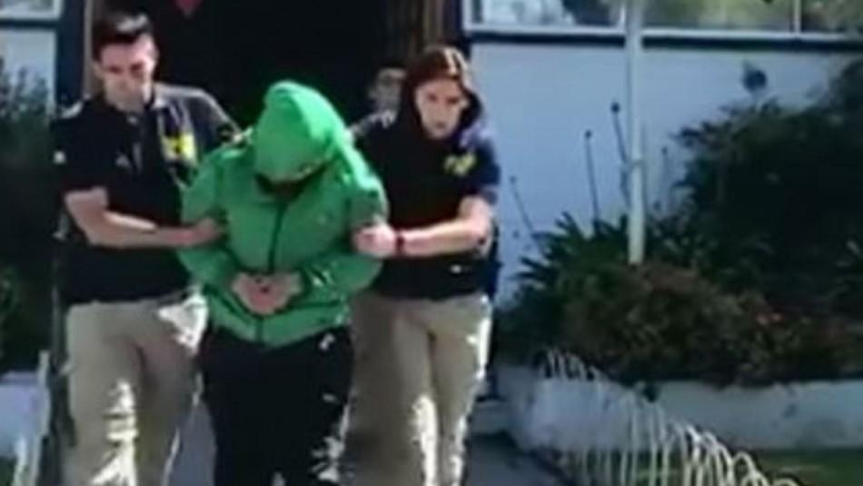 Detienen a sujeto acusado de encerrar a su pareja durante cinco meses en una pieza con candado