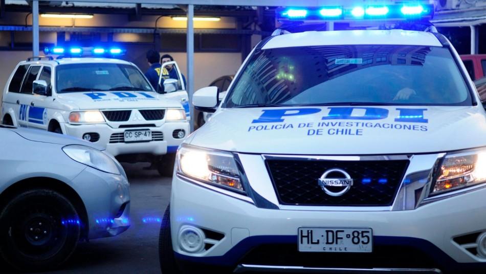 Sujeto se da a la fuga tras balear a un menor y dos adultos en La Pintana