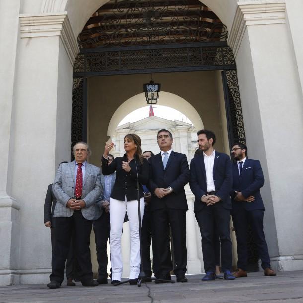 Chile Vamos da por muerto acuerdo complementario por nueva Constitución