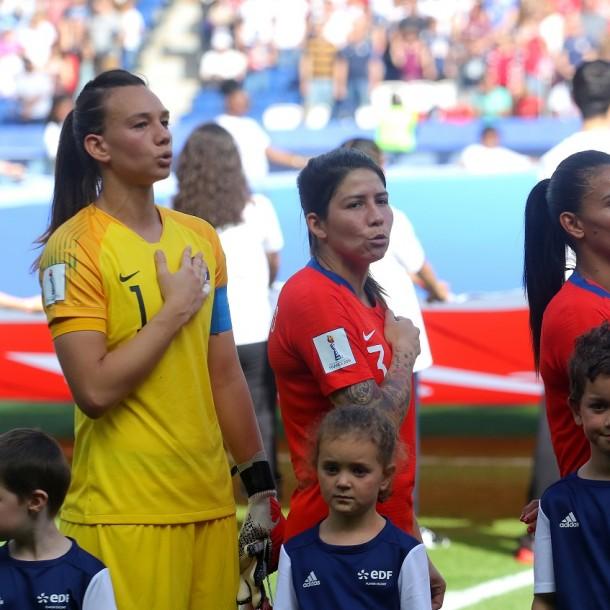 Christiane Endler en el Top 25 de las mejores futbolistas del mundo: