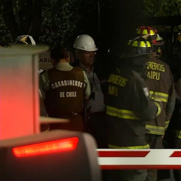 Seremi abre sumario sanitario a empresa donde se registró explosión en Maipú