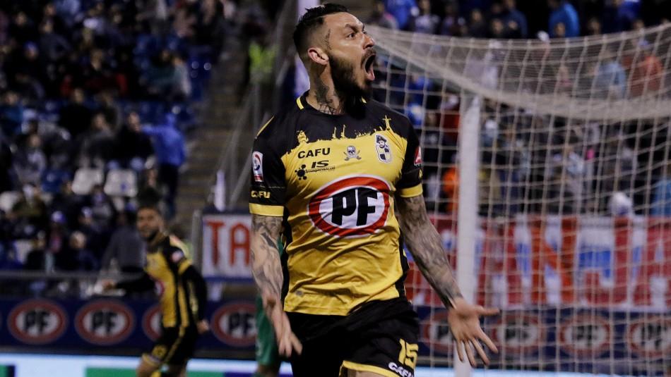 Mauricio Pinilla se despide de Coquimbo: