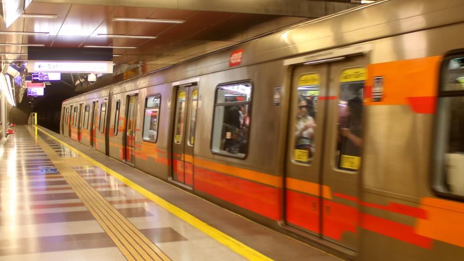 Metro de Santiago: Revisa las estaciones cerradas temporalmente