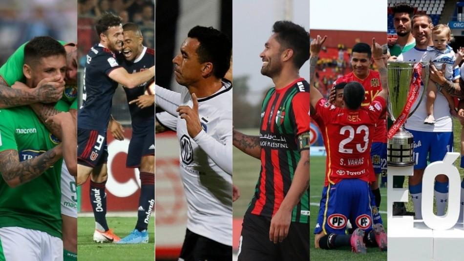 Movidas en Santiago: Audax vive renovación total, la UC busca DT y Colo Colo va por goleadores