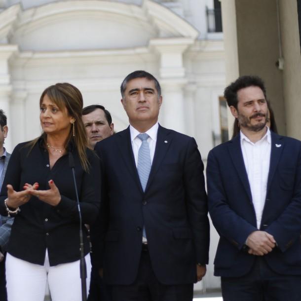 Chile Vamos pide avanzar en proceso constituyente pese a diferencias con la oposición