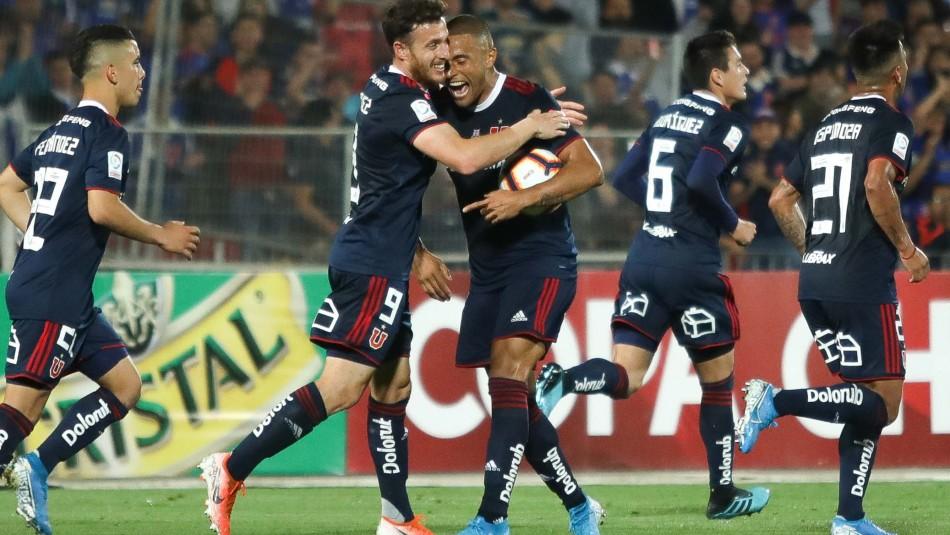La U busca jugar la Copa Libertadores.