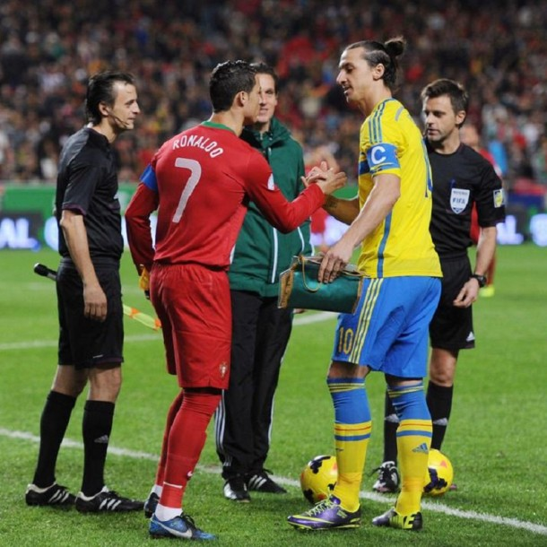 Zlatan Ibrahimovic prepara su regreso a Italia apuntando a Cristiano: