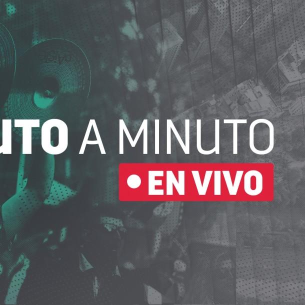 EN VIVO: Sigue la manifestación de este viernes en Plaza Italia
