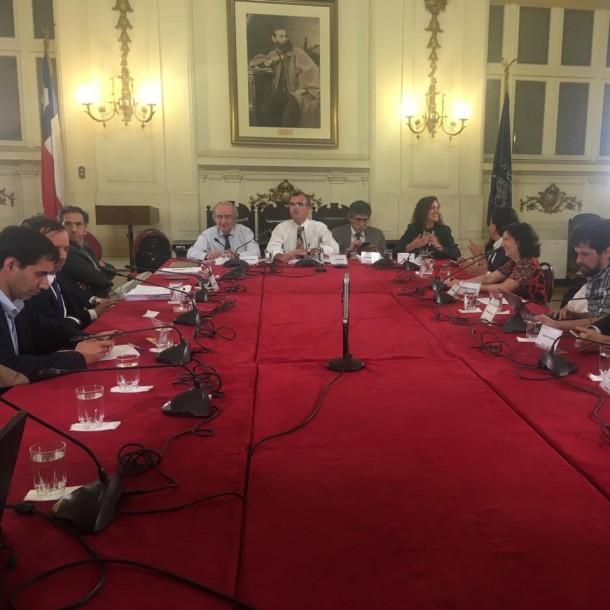 Mesa técnica para proceso constituyente llega a acuerdo: Cuotas quedaron fuera de la discusión