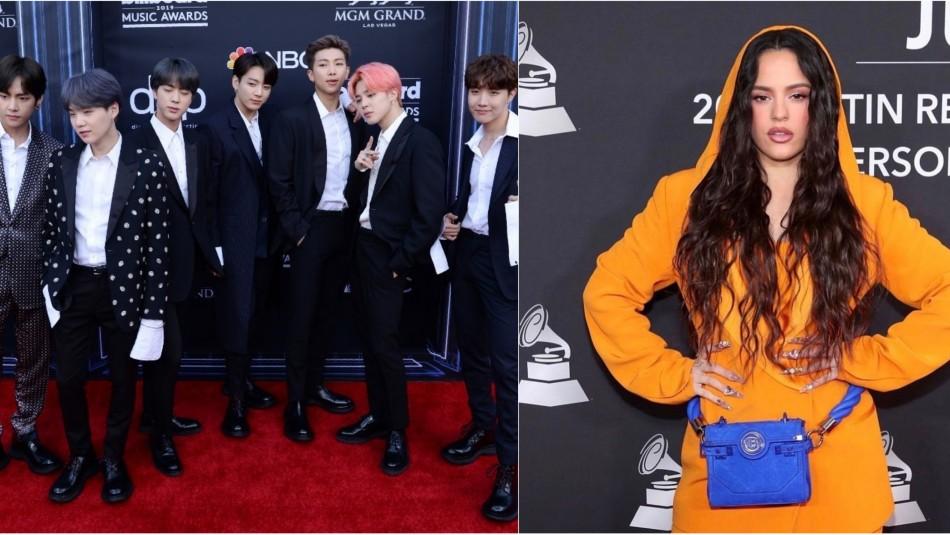 De BTS a Rosalía: Los récords que se rompieron en Youtube durante el 2019