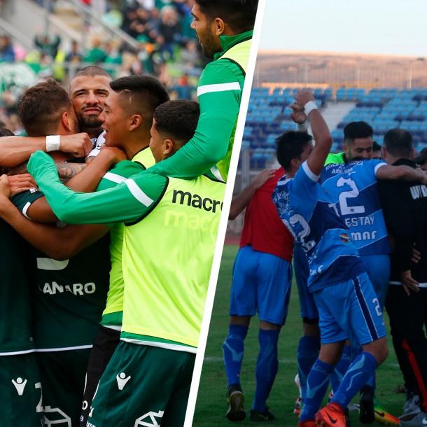 ANFP otorga ascenso de Wanderers a Primera A y San Marcos a Primera B
