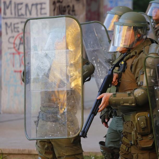 CIDH condena uso excesivo de la fuerza y desmanes en manifestaciones