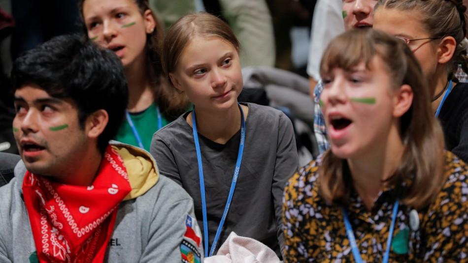 Greta Thunberg en Madrid: Caótica llegada y apretada agenda de actividades