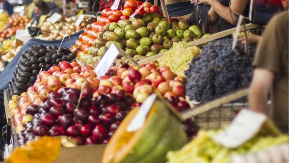 IPC registra variación de 0,1% en noviembre: Destaca aumento de alimentos y bebidas no alcohólicas