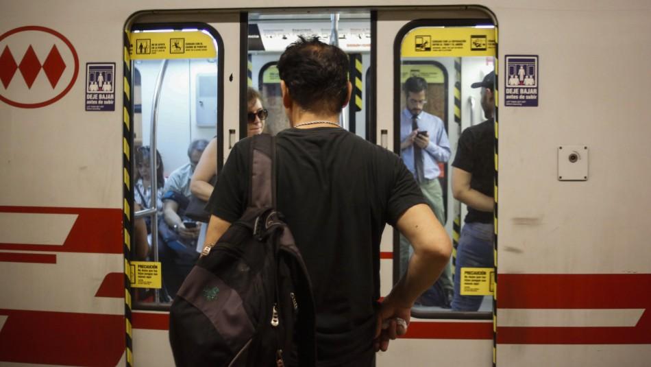 Metro de Santiago: Revisa las estaciones cerradas temporalmente este viernes 6 de diciembre