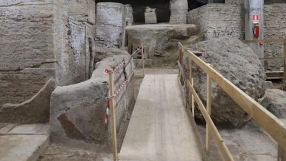 Encontraron el laboratorio de Galeno: El médico más célebre de Roma