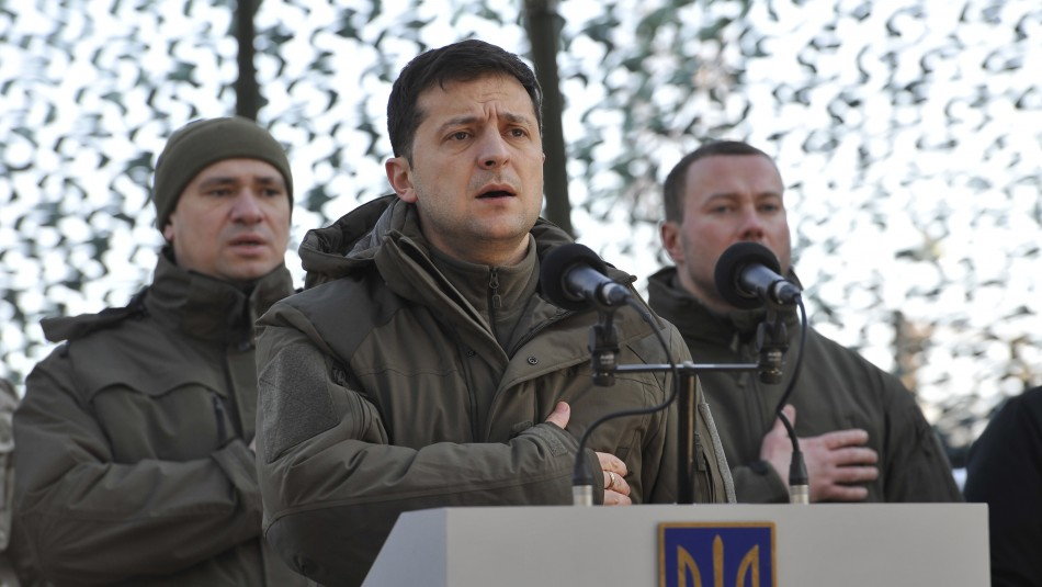 Putin y Zelenski se reúnen el lunes en París para reavivar la paz en Ucrania