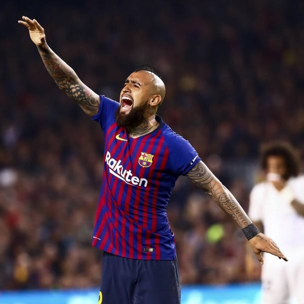 Medio inglés revela oferta del Manchester United por Arturo Vidal a cambio de 17 millones de dólares