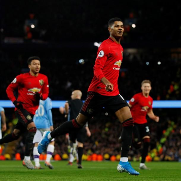 Clásico de Manchester: El United sorprende y vence como visita al City de Claudio Bravo