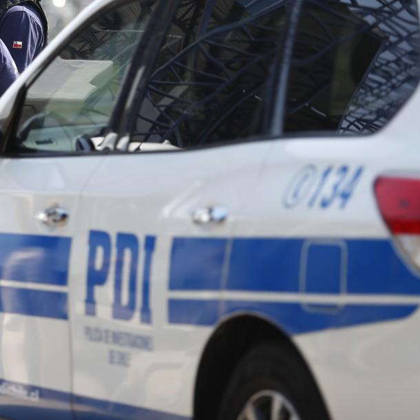 PDI detiene a ejecutivo de empresa de seguridad por participación en saqueos en Melipilla