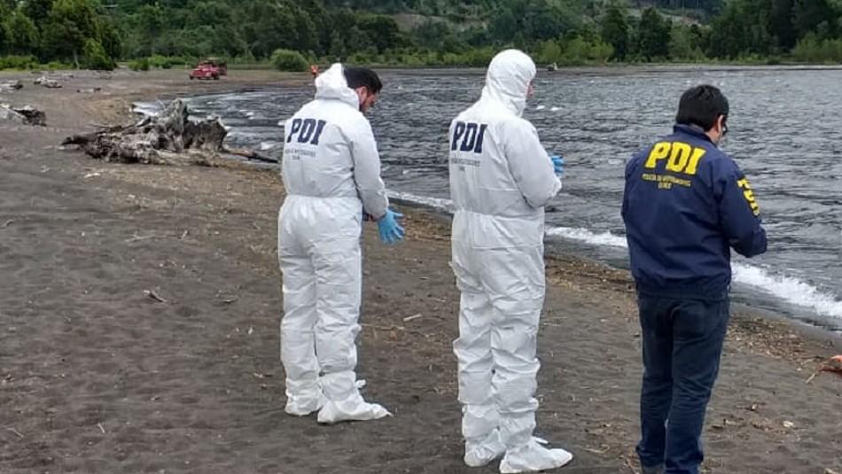 Encuentran cuerpo de una mujer flotando en lago Calafquén: Otra persona continúa desaparecida