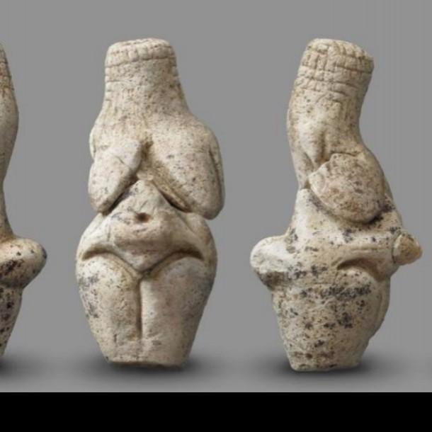Encontraron otra Venus del período paleolítico en perfecto estado de conservación