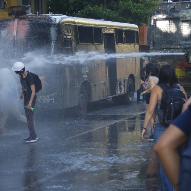 Balance del Gobierno de las últimas 24 horas: 46 detenidos y 7 cortes de ruta