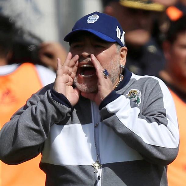 San Luis de Quillota cumple 100 años de vida y recibió un saludo del propio Maradona