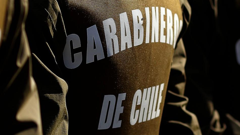 Carabinero de civil fue apuñalado por un sujeto en el centro de Valparaíso