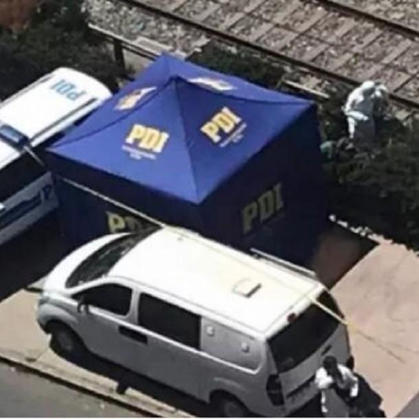 Encuentran cuerpo de una mujer a un costado de la línea del Metro de Valparaíso