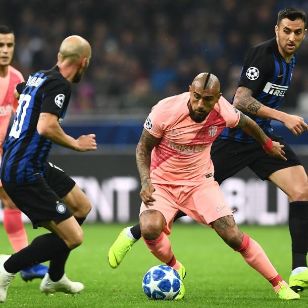 Inter busca clasificar ante Barcelona en Champions: Hora, dónde verlo y ¿Jugará Vidal?