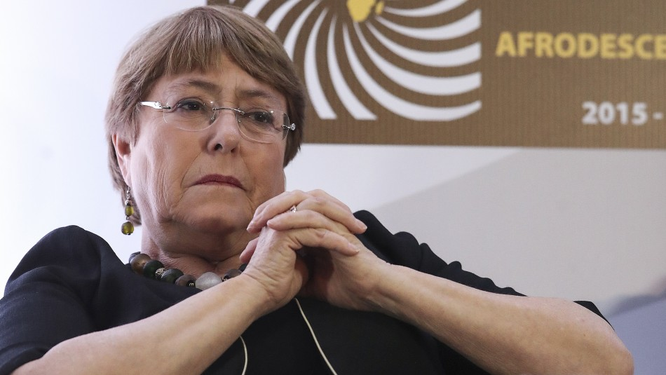 Bachelet en COP25: Los jóvenes
