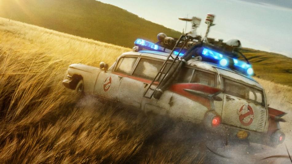 Una apuesta por la nostalgia: Revelan primer tráiler de la nueva película de Cazafantasmas