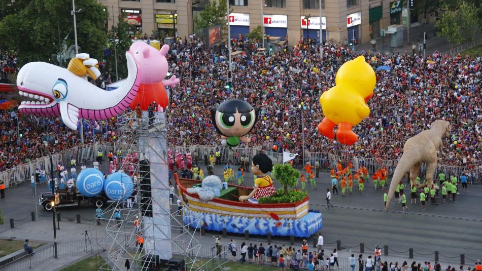 Cancelan edición 2019 del París Parade debido a la crisis social del país