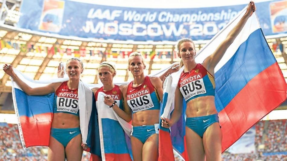 Rusia no estará en los Juegos de Tokio 2020.