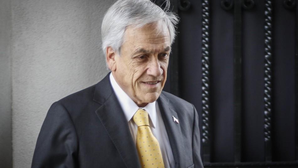 Encuesta Cadem: Aprobación del Presidente Piñera sube y alcanza un 13%