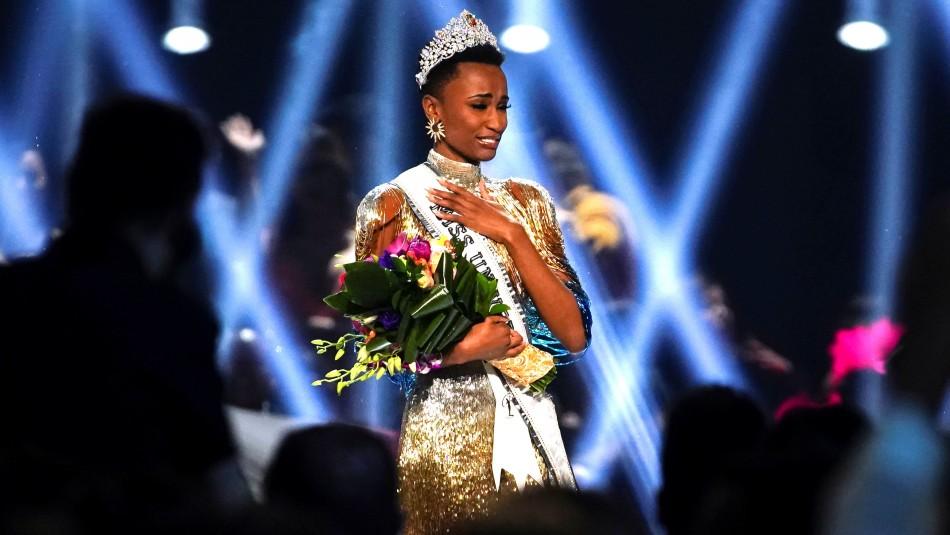 Activista contra la violencia de género gana el Miss Universo 2019