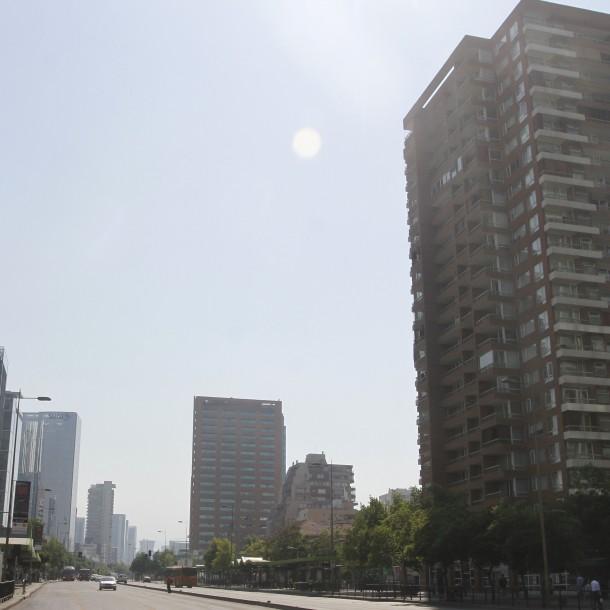 Santiago soleado con brisas por la tarde: Revisa el pronóstico del tiempo