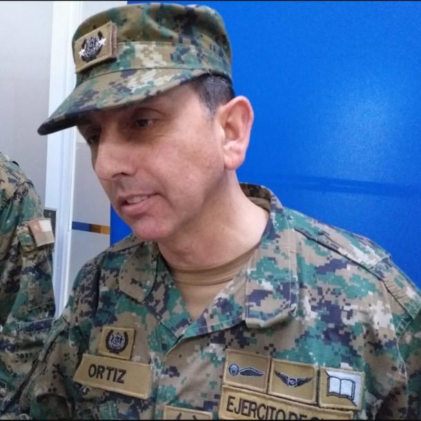 General a cargo del Estado de Emergencia en Chillán iba a bordo de avión siniestrado