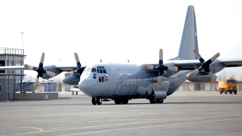 Lo que se sabe del siniestrado avión Hércules que se dirigía a la Antártica