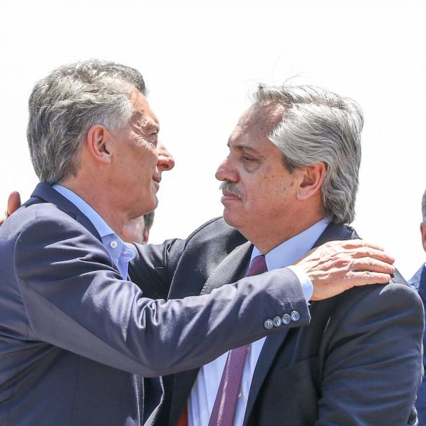 EN VIVO: Sigue la ceremonia del cambio de mando en Argentina