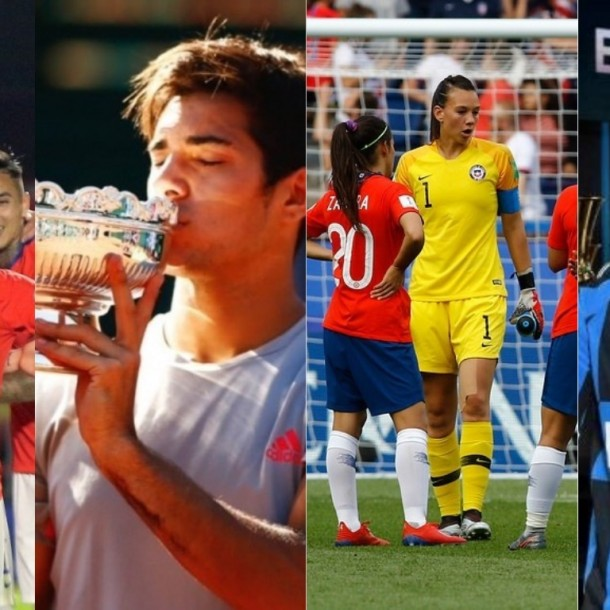 De la Copa América al Mundial Femenino: Los 10 hitos del deporte chileno más buscados en Google este 2019