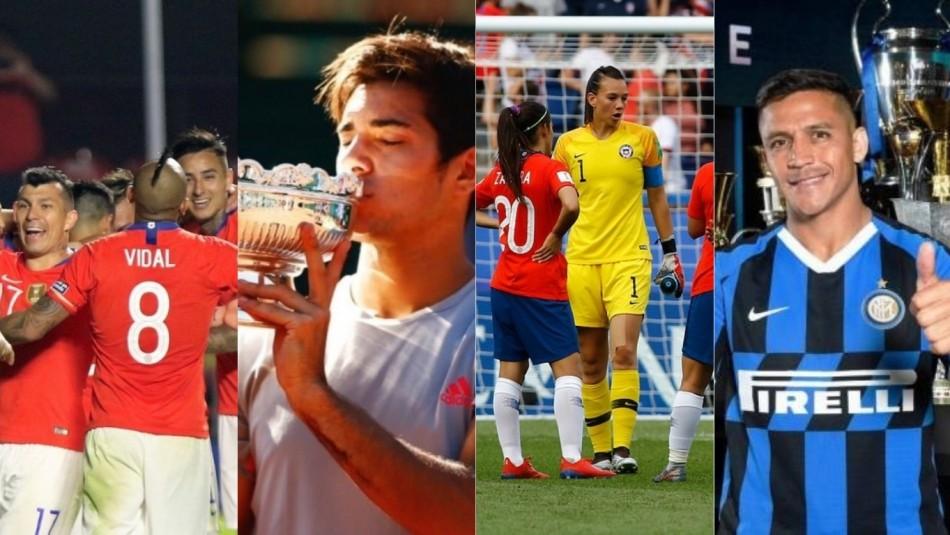 Los más buscado del deporte chileno en Google.