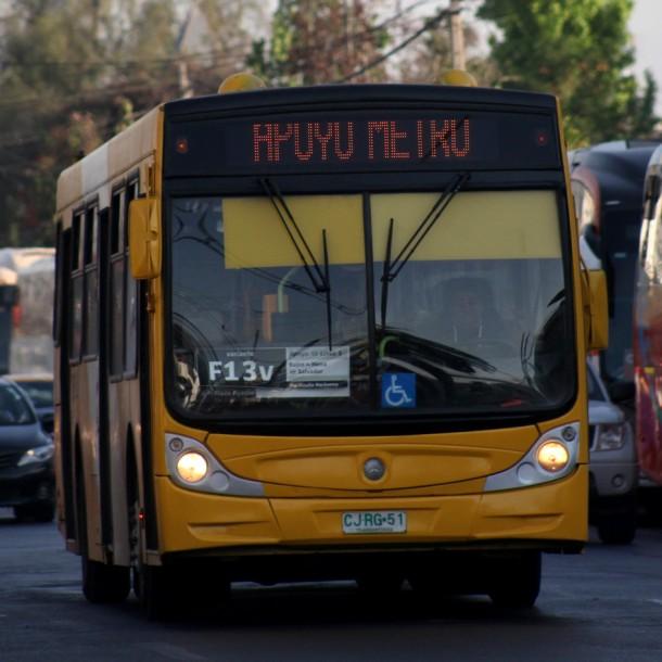 Conoce cómo funcionará el transporte en Santiago durante este miércoles