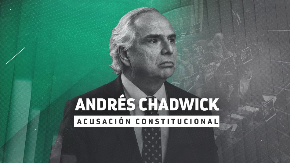 En Vivo: Senado vota acusación constitucional contra Chadwick